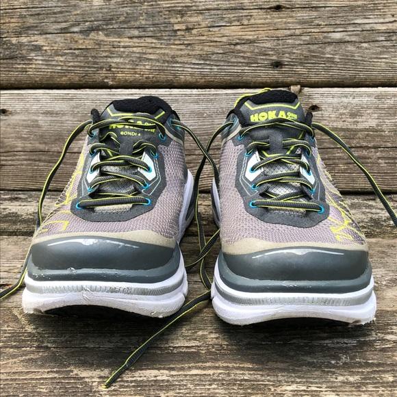 Hoka One One Bondi 4 Mens Running Shoe